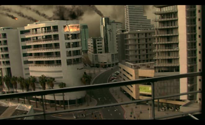 VFX Test – Goodness Gracious Great Balls of Fire!