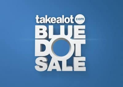 Takealot – Blue Dot Sale TVCs